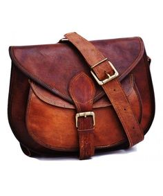 91c1dea29cf3 KPL 14 Inch Leather Purse Women Shoulder Bag Crossbody Satchel ...