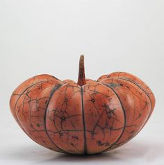 Raku Pottery, Pottery Sculpture, Sculpture Clay, Pottery Art, Earthenware, Stoneware, Fruit Sculptures, Organic Ceramics, Kids Clay