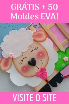Kids Crafts, Spring Crafts For Kids, Foam Crafts, Diy Home Crafts, Arts And Crafts, Easter Hunt, Baby Art, Cookie Decorating, Creative Art