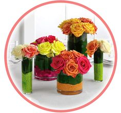 Preserve flowers in Glycerin before the big day?
