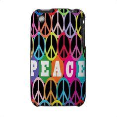 Peace - iPhone 3 Case