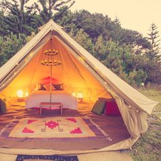 Wildernest Glamping