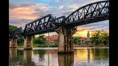 The Roads Less Traveled Southeast Asia: The Bridge Over The River Kwai Kanchanaburi Thailand - La Vie Zine