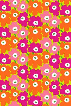 I think this project will require some Merimekko. Just to acknowledge the orig. 70's version of the house.