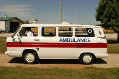 1962 Chevrolet Corvair Greenbrier Ambulance