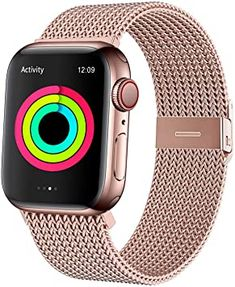 AOTEPLA Compatible With Apple Watch Strap 38mm 40mm: Amazon.co.uk: Electronics