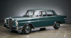 """1964 Mercedes-Benz S-Class Heckflosse  - 300 SEb """"Heckflosse"""""""