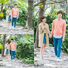 Jung il woo / Cinderella and four knights