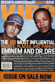 Eminem & Dr. Dre 2000 Vibe Magazine Cover Poster Link to store: http://stores.ebay.com/Rock-On-Collectibles/Rap-Hip-Hop-Posters-/_i.html?_fsub=10102107&_sid=70220124&_trksid=p4634.c0.m322