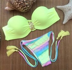 Stylish Sexy Women's Bikini Set Beach Swimwear Swimsuit