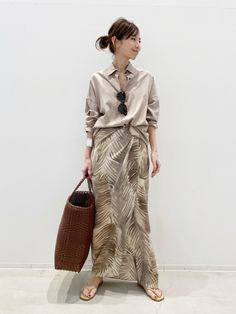 Summer Wear, Spring Summer, Casual Looks, Spring Fashion, Autumn, Prints, How To Wear, Dresses, Style