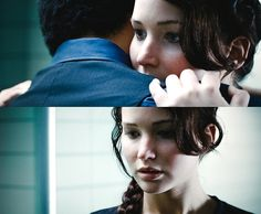 """""""Katniss, I'm not allowed to bet, but if I could, I'd bet on you."""""""