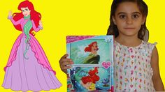 Disney Prenses YapBoz | Disney princess puzzles
