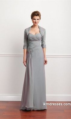 http://www.ikmdresses.com/Glamorous-Mother-Of-The-Bride-Dress-Sweetheart-A-Line-Ruffled-Bodice-Beaded-Lilac-p85293