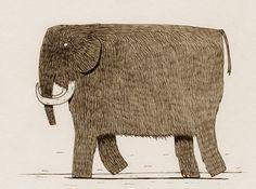 mammoth illustration - Google Search