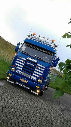 Scania 143M V8 500 #oldskool
