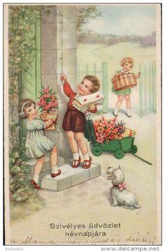 Postcards > Topics > Holidays & Celebrations > Birthday - Delcampe.net