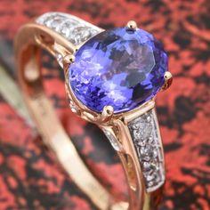 Women's fashion jewelry for Cheap Online Women's Jewelry, Jewelry Stores, Fashion Jewelry, Jewellery, Tanzanite Jewelry, 18k Gold, Jewels, Engagement Rings, Gemstones