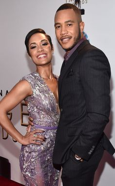 Empire's Grace Gealey & Trai Byers Are Married