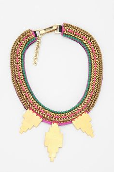 Fiona Paxton Gloria Necklace  #UrbanOutfitters