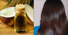 Aprenda cómo alisar sus cabelos de forma eficaz com aceite de coco - e-Consejos