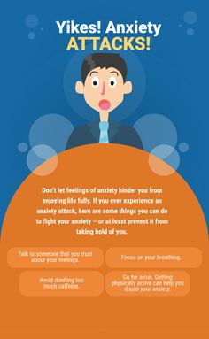 Yikes! Anxiety Attacks! Don't let feelings of anxiety hinder you from enjoying life fully. If you ever experience an anxiety attack, here are some things you can do to fight your anxiety – or at least prevent it from taking hold of you. Visit www.thisgenerationcares.com. #ThisGenerationCares Enjoying Life, You Can Do, Hold On, At Least, Let It Be, Feelings