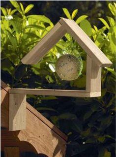 Vogelhäuschen bauen: Variante A                              …                                                                                                                                                     Mehr