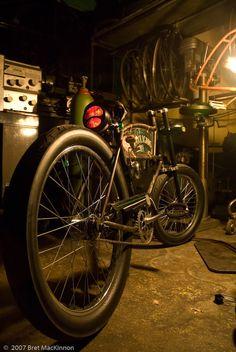 Cool bike & light