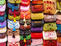 Bags, Marrakech