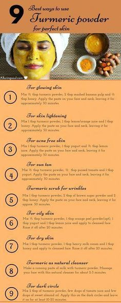 Turmeric face mask is the ultimate herb for your beautiful skin. Let's have a look on homemade turmeric face mask and their golden benefits on skin. #CleansingMask Acne Face Mask, Face Skin, Face Masks, Skin Tips, Skin Care Tips, Lighten Skin, Body Scrubs, Perfect Skin, Diy Skin Care