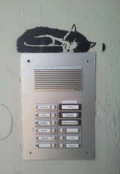 Durf jij de entree van jouw flat te verlevendigen met een tekening?