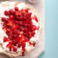 Fresh Strawberry Pie With Orange Liqueur Glaze Recipe — Dishmaps