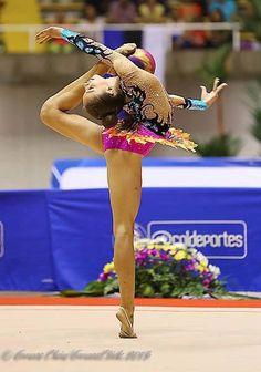 Anna Trubnikova Amazing Gymnastics, Gymnastics Pictures, Sport Gymnastics, Rhythmic Gymnastics Leotards, Sport 2, Learn To Dance, Ballet Photography, Dancing In The Rain, Summer Olympics