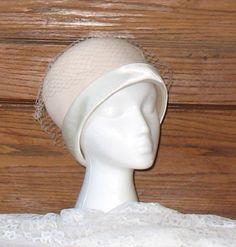 Vintage Womens Wool Hat by VintageImageandDesig on Etsy, $20.00