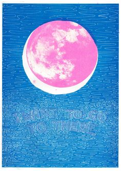 """o—-y: """" Brief: Create a poster poster with two color separations to risoprint. Process: Risograph at Workhorse Press in blue and flouro pink. """" Work from last year's online portfolio project"""