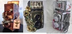 Vintage Camera 3d model WOW factor LARGE SIZE
