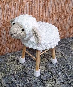 banquinho ovelha