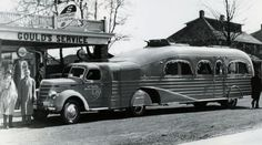 Old International Trucks | transpress nz: by International trucks to the Belgian Congo, 1937