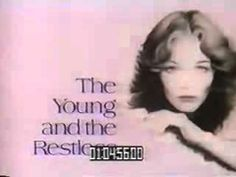 The Young and the Restless 1976 open