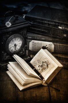 vintage books - treasures