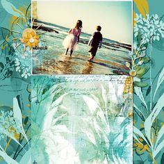 - Digital layout by Ona (aka wombat146) using products from The Lilypad. Those Days, Hello Autumn, Photo Book, Scrapbook Paper, Digital Scrapbooking, Storytelling, My Design, Layout, Gallery