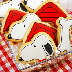 Snoopy with Cookies | Flickr - Photo Sharing!