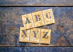 check out letters of the alphabet abc xyz by ricard vaque