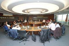 Yaş Meyve ve Sebze Kümesi'nde İş Sağlığı ve Güvenliği konulu toplantı Akdeniz İhracatçı Birlikleri'nde gerçekleştirildi.