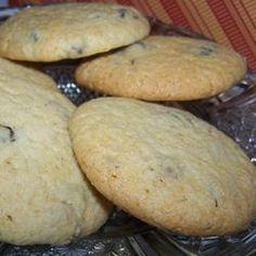 "Irish Soda Bread Cookies | ""All the flavors of Irish Soda Bread in a quick and easy cookie!"" — Laria Tabul"