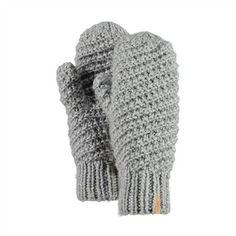 BARTS Chani Mitts || Gemütliche Handschuhe mit warmen Innenfutter und schönem Strickmuster