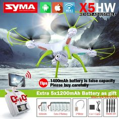 Cheap drone with, Buy Quality drone with wifi camera directly from China quadcopter drone Suppliers: SYMA & FPV RC Quadcopter RC Drone with WIFI Camera VS Syma Upgrade RC Helicopter with 5 battery Rc Drone, Drone Quadcopter, Drones, Toy Camera, Best Camera, Remote Control Toys, Radio Control, Wi Fi, Rc Helicopter