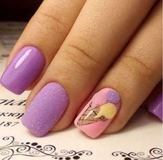 I love it #nails #nailart #nailartwow #manicure #nailarts