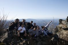 Lambdas enjoyed hiked up to the #summit of Mount Si. Not afraid of challenges, the brothers strayed off the beaten path and instead hiked up the more difficult trails that were less traveled. Brothers ultimately conquered the mountain by reaching the peak as a team. But is that any surprise? Rising to the top is what Lambdas do best.