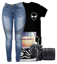 A fashion look from March 2017 featuring neon t shirt, long jeans and black platform shoes. Browse and shop related looks. Basic Outfits, New Outfits, Cool Outfits, Summer Outfits, Fashion Outfits, Girly Outfits, Party Fashion, Cute Fashion, Urban Fashion